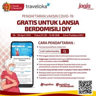 Bekerjasama dengan Pemerintah Daerah Daerah Istimewa Yogyakarta (Pemda DIY) da…