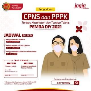 Buat sederek yang tertarik mendaftar CPNS dan PPPK, berikut ini informasi meng…