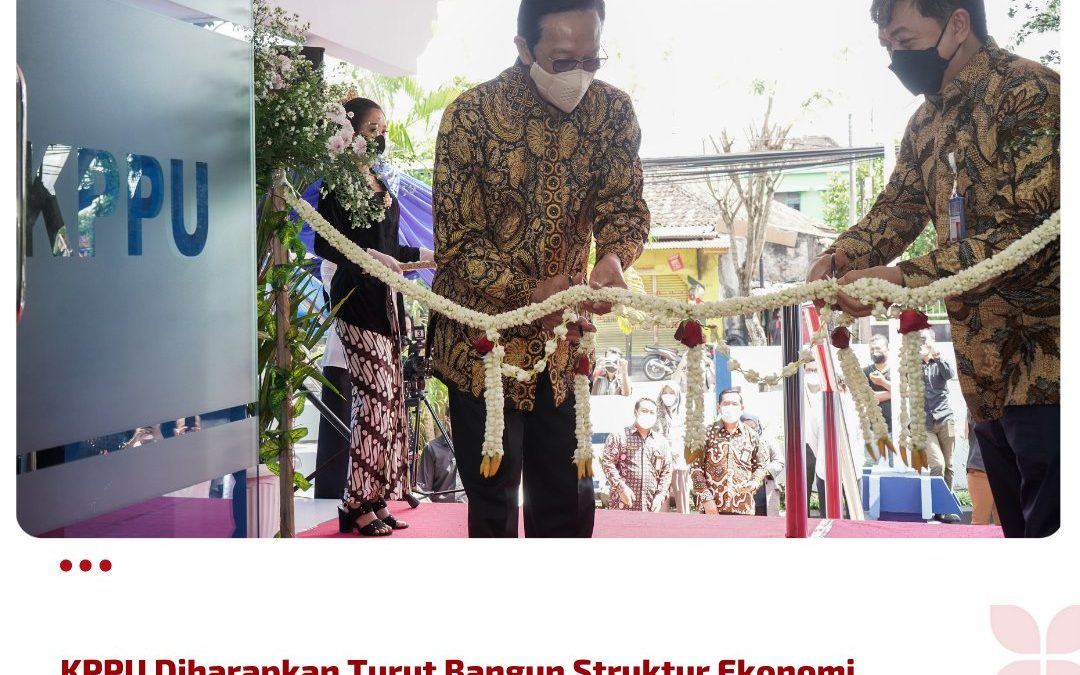 Gubernur DIY, Sri Sultan Hamengku Buwono X berharap Komisi Pengawas Persaingan U…