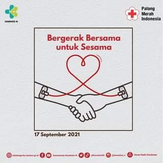 Selamat Hari Palang Merah Indonesia ke-76   Selama 76 tahun, PMI terus memberi…