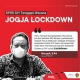DPRD DIY mengadakan jumpa pers untuk menanggapi statement yang disampaikan Gub…