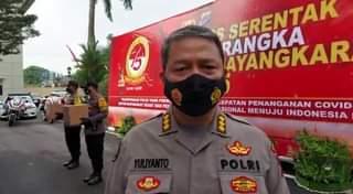 Kabid Humas Polda D.I. Yogyakarta Kombes Pol Yuliyanto, S.I.K., M.Sc. menjelas…
