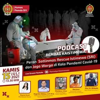 Satlinmas Rescue Istimewa (SRI) dan Jaga Warga merupakan beberapa kegiatan yan…