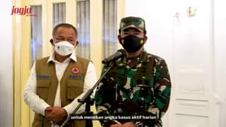 Gubernur DIY, Sri Sultan Hamengku Buwono X berharap semua pihak bisa saling me…