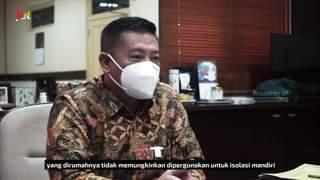 Sekretaris Daerah DIY, Kadarmanta Baskara Aji mengajak masyarakat DIY yang mel…